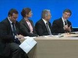 Quatrième table ronde du forum ADEME des Innovations 2010