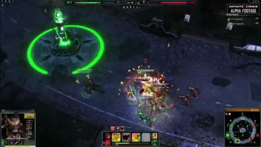 Infinite_Crisis_DoomsDay_trailer FR