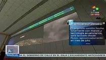 Lanzamiento del satélite ecuatoriano Pegaso