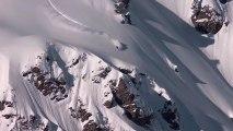 Freeride Skiing Baqueira Spain