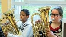 Réussite Educative : les classes musicales du collège Le Lorrain de Nancy