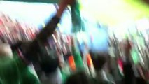 Finale Coupe de la Ligue 2013 - Coup d'envoi