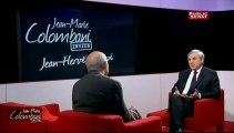 JEAN-MARIE COLOMBANI INVITE,Thierry Lentz et Jean-Hervé Lorenzi
