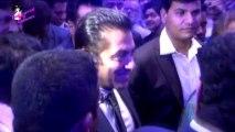 Salman Khan at Star-studded launch of channel Jai Maharashtra