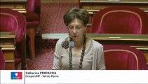 Catherine Procaccia, Sénateur du Val-de-Marne : Ecole nationale vétérinaire d'alfort