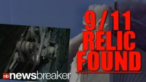 BREAKING: 9/11 Relic: Piece of Plane that Crashed into World Trade Center found in NYC