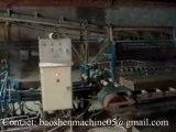 clay brick machine in brick factory