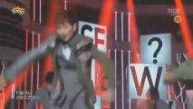 130427 Music Core SHINee - SHINe(Medusa I)+Why So Serious+Ending