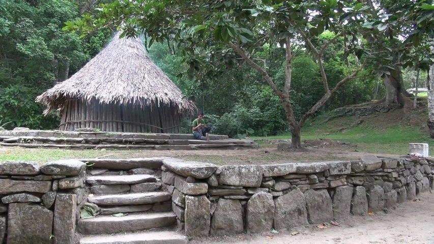 Pueblito, cité perdue du Parc Tayrona en Colombie/ Décollage immédiat
