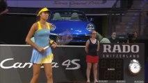 Sharapova-Ivanovic, maratona d'altri tempi a Stoccarda