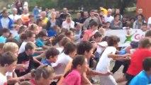 Ronde Cornillon 2012 : Le Départ