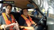 Ferrari Dino en el Circuito de Terramar en Sitges - Evento Cars Experience - PRMotor TV Channel (HD)