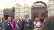 Mariage pour tous: Intervention d'Harlem Désir