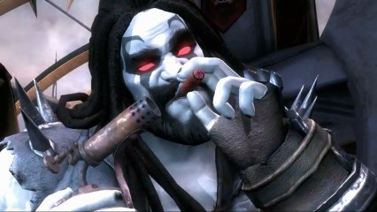 Injustice: Gods Among Us: Lobo Trailer (First DLC Character)