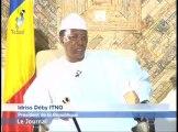 REBELLION TCHADIENNE | LA MALEDICTION DE KHADAFI TOMBE SUR IDRISS DEBY