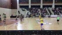 Arrêt Pierson / Issy-Paris - Metz / Demi-finale LFH handball