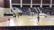 Arrêt Pierson + But Kpoze / Issy-Paris - Metz / Demi-finale LFH handball