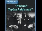 Mustafa Kemal Atatürk'ü Doğru Tanımak  -2-