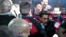 Rugby Pro D2 - Bouclier présenté au public