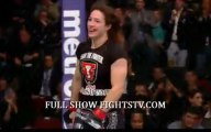 Sheila Gaff vs Sara McMann fight video