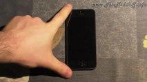 Come applicare la pellicola protettiva su Apple iPhone 5 (modello di Cellular Line per display)