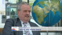 60 Years of Deutsche Welle: In Dialogue with the World | Journal Interview