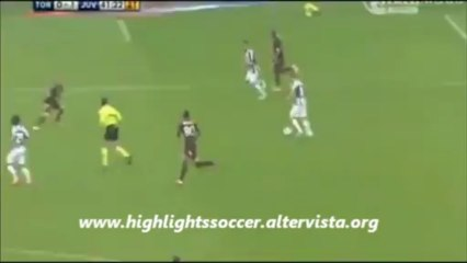 Torino-Juventus 0-2 Highlights All Goals