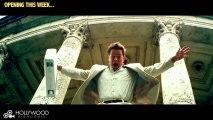 Dwayne Johnson & Mark Wahlberg PAIN & GAIN World Premiere video