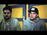 Rudimental interview - Piers and Kesi (part 3)
