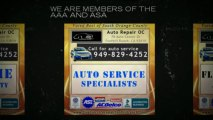 949.829.4252 Ford Auto Tune Up Repair Foothill Ranch