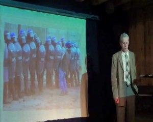 2013-04-03 - La perception des drogues dures dans les communautés autogérées des capitales européennes : action responsable ou double discours - Les digressions improvisées du professeur Van de Burne