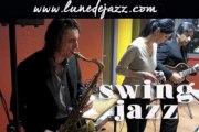 Jazz/ Swing Musicens animation cocktail sur Lyon et Rhône Alpes