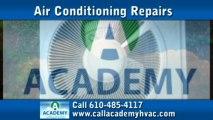 Air Conditioning Repair Aston, PA - Call 610-485-4117