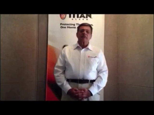 Titan Alarm, home security in Phoenix Arizona