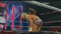 Dolph Ziggler vs. Kofi Kingston - RAW 04.29.13