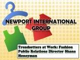 Trendsetters at Work: Fashion Public Relations Director Shana Honeyman-Lockerz