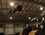 Aaran Selway - Aussie Roll - First Double Backflip 360 ever! - BMX - 2013