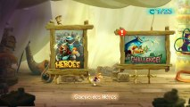 Rayman Legends Challenge App (Wii U)