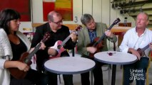 The Ukulele Orchestra of Great Britain live in Paris - Running Wild- United States of Paris