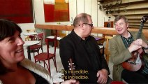 Ukulele Orchestra of Great Britain first show in Paris - United States of Paris