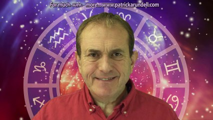 Welcome Video from me, Astrologer Patrick Arundell