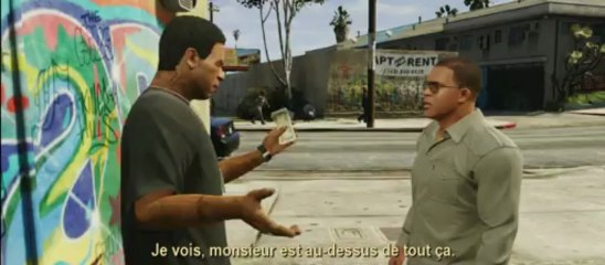 Franklin de Grand Theft Auto V