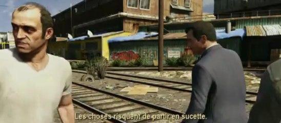 Trevor de Grand Theft Auto V