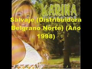 Karina Crucet - El baile de la cocotera
