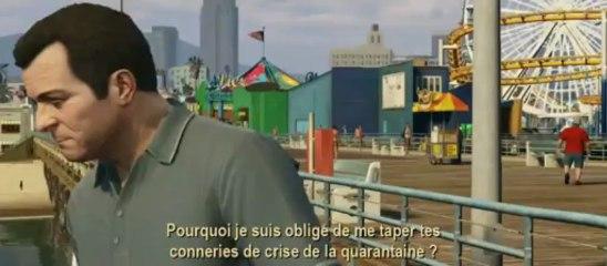 Michael de Grand Theft Auto V