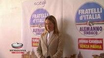 Accordo fatto tra Alemanno e Fratelli D'Italia, centrodestra unito per il Campidoglio