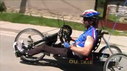 Le Tour - HANDbike, documentary film /trailer/