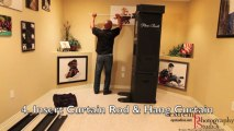Extreme Photography Studios - Stacker EXTREME BOOTH Curtain Marquee Enclosure