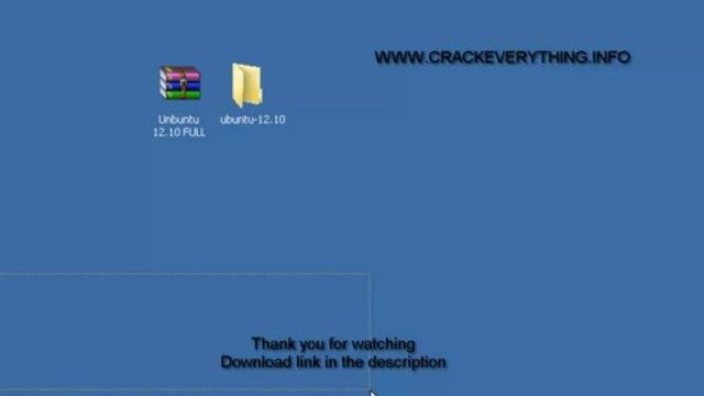 How to install ubuntu 12.10 on windows