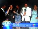entrevista Don Francisco Alessandra rumbo a los premios tvynovelas